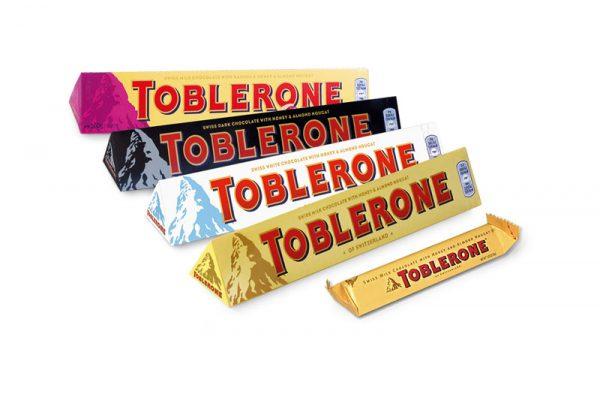 Toblerone -100g + 35g