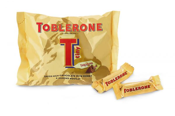 Toblerone - Tiny Milk 200g